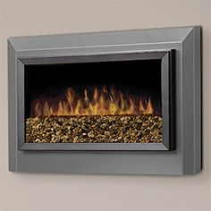 1000 Images About Wall Mount Electric Fireplaces On