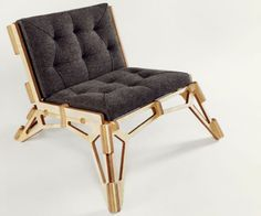 Chair Is The Last Project Of Berlin Based Designer Gustav Düsing.