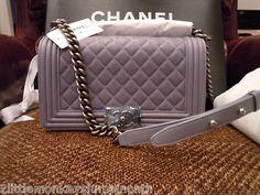 Chanel Medium Boy Bag Fabulous Lavender Color for Spring