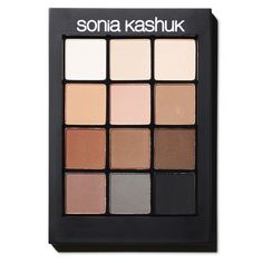 Urban Decay Naked Palette Dupe: Sonia Kashuk® Eye Couture Eye Palette - Eye On Neutral 02