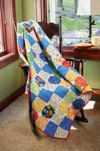 Count With Me Quilt KIT from ShopFonsandPorter.com