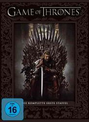 Game of Thrones - Die komplette erste Staffel der Fantasyserie