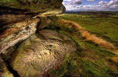 Revealed: Britains secret treasure trove of stone age rock art
