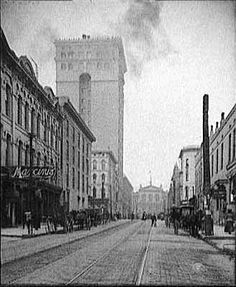 Madison Ave in #Memphis #Tennessee #1906