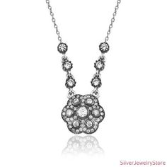 Authentic Silver Necklace by SilverJewelryStore on Etsy, $35.00