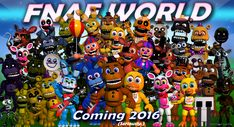 FULL IMAGE!!!!! The full entire image is now here. Scott added Phantom Freddy and Nightmare Chica. And it will be released in 2016(but knowing Scott and dates it could come out next week). I'm so happy to see it.
