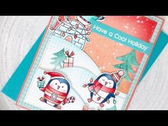 Christy Gets Crafty with My Favorite Things! In this monthly feature, join the talented Christy Reuling as she shares a project using products from My Favori. Black Licorice, Mft Stamps, Animal Cards, Winter Scenes, Reindeer, Card Stock, Diys, Stencils, Bricolage