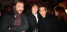 Simon Le Bon (Duran), Paul McCartney, Ben Stiller