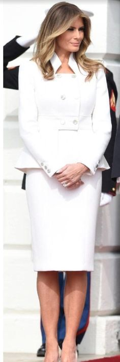 Our 'STUNNING' First Lady, Melania Trump❤️