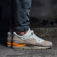 275762adcb30 HERREN SCHUHE SNEAKERS ASICS GEL LYTE V CASUAL LUX PACK  H6D4L 0505  in  Kleidung