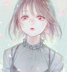 Find images and videos about art, anime and flowers on We Heart It - the app to get lost in what you love.