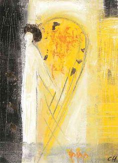 Christel Holl: Begleitender Engel