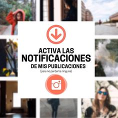 Hola! Sería un gran honor que activases las notificaciones de mis publicaciones en Instagram para no perderte ninguna  Prometo fotos y poneros al día de mis proyectos fotográficos   Post temporal  #photography #notifications #instagram #iger