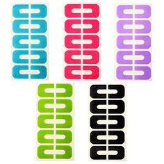 50pcs Peel Off Tape Nail Protector for Nail Art Painting Polish UV Gel Stamping Plate Tools - Banggood Mobile