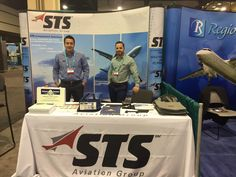 Regional Sales Directors of North America, Tony Perdisatt (left) and Erik Hlavaty (right) representing the STS Component Solutions team at the RAA in Charlotte, North Carolina. Stop by booth 555 to see them and the rest of the STS team attending this year's RAA Annual Convention.