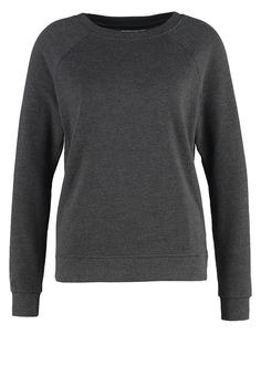 Zalando Essentials Sweater - dark grey melange - Zalando.nl