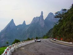 Down the mountains from Teresopolis to #Rio de Janeiro (90 km) http://www.anrdoezrs.net/click-7563550-11457287