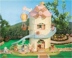 Calico Critters Windmill Pretty Playhouse, http://www.amazon.com/dp/B000NW0X3O/ref=cm_sw_r_pi_awdm_S7igvb0PDAJDR