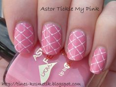 Astor Tickle My Pink Stamping: http://tines-kosmetik.blogspot.ch/2013/09/astor-tickle-my-pink-stamping.html