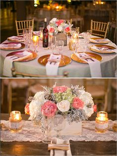 shabby chic vintage wedding ideas