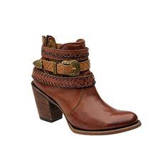 Cuadra Damen Western- Cowboystiefel (Kalbsleder & Schlangenleder) 1Z65TP Lederwaren Damen Stiefel