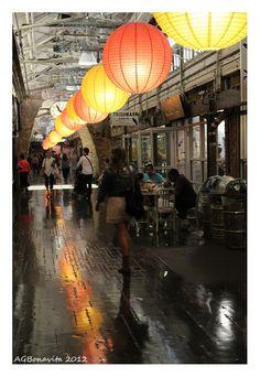 Chelsea Market - New York City, New York