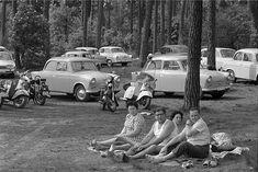 Max Scheler, Picknick am Müggelsee, Ost-Berlin, 1963