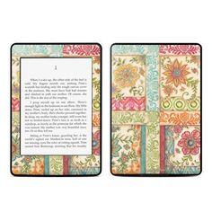 DecalGirl Decorative Skin/Decal for Kindle Paperwhite - Ikat Floral by DecalGirl. $16.99