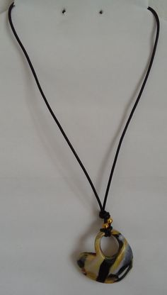 """#Halskette """"negro y amarillo"""" #Halskette  #Collar """"negro y amarillo"""" #joya  #Necklace """"negro y amarillo"""" #jewellery Premium Wordpress Themes, Washer Necklace, Arts And Crafts, Jewelry, Black Necklace, Yellow, Jewels, Ear Jewelry, Great Gifts"""