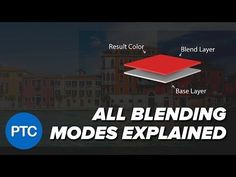 In this Photoshop tutorial, I'm going to give you an in-depth explanation on how Blending Modes work. This is the ultimate guide to Blend Modes in Photoshop