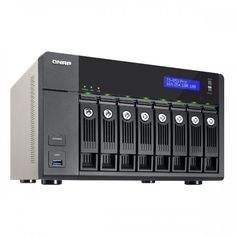 Buy the QNAP TS-853PRO 8Bay Pedestal NAS locally in South Africa from the Digiworks.co.za store.