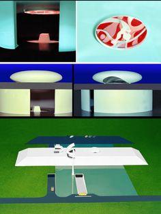 Projeto: Memorial JK com detalhes do Mausoléu, Vitral e Cúpula em Brasília / DF / Brasil - Autor: Arquiteto Oscar Niemeyer - Maquetes e fotos: Gilberto Antunes - Escalas: 1/200 Memorial e 1/25 Mausoléu