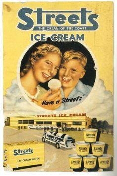 Streets Ice Cream ~