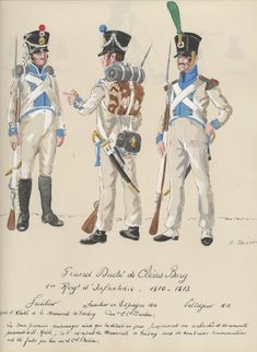 Empire, Funeral Poems, French Army, Napoleonic Wars, Military History, Warfare, German, Military Uniforms, Fashion Plates