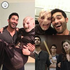 Stiles in the background all determined Scott Teen Wolf, Teen Wolf Mtv, Teen Wolf Boys, Teen Tv, Teen Wolf Dylan, Teen Wolf Stiles, Teen Wolf Memes, Teen Wolf Funny, Dylan O'brien