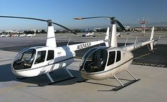 R44 Raven Series | Robinson Helicopter Co.