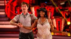 Jamelia & Tristan MacManusCharleston to 'Straight Up' - Strictly Come Da...