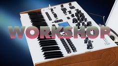 MODULUS / MODAL 002 Synthesizer Workshop @ Music Store