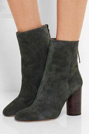 Isabel MarantGarett suede ankle boots