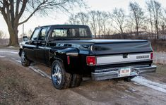 1989 Chevrolet Dually Tow Rig Super Clean Runs Great 454 Lowered for sale: photos, technical specifications, description Dually Trucks, Lifted Chevy Trucks, Diesel Trucks, Old Trucks, Lowered C10, C10 For Sale, Muscle Truck, Ls Swap, Square Body