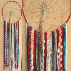 bohemian spirit dreamcatcher by karen michel