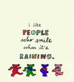 Most of all, I like Kind people...