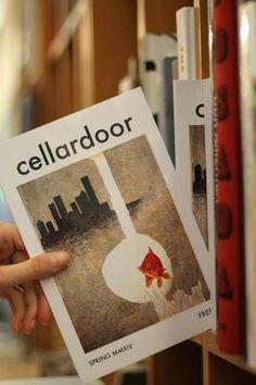 cellardoor   UNC undergrad literary magazine