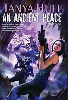 An Ancient Peace: Peacekeeper #1 by Tanya Huff http://www.amazon.com/dp/0756409586/ref=cm_sw_r_pi_dp_BAR1vb12X1HXZ