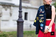 Paris Fashion Week SS15. (via Bloglovin.com )
