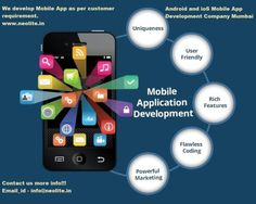 We are one of the leading Mobile App Development Company in Navi Mumbai and Mumbai which offers Native and Hybrid Mobile Application at affordable rate.