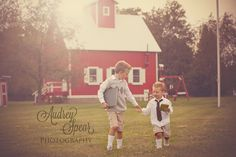 Back to School Session, Brothers, Outdoor photos, Vintage
