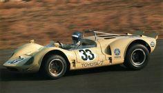 1968 Toyota 7, Group 7, Can-Am Race car