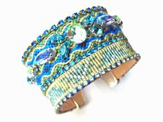 SALE  Swarovski friendship bracelet  by distinguishedesigns, $157.50