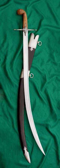 Shamshir Sword, a Persian blade